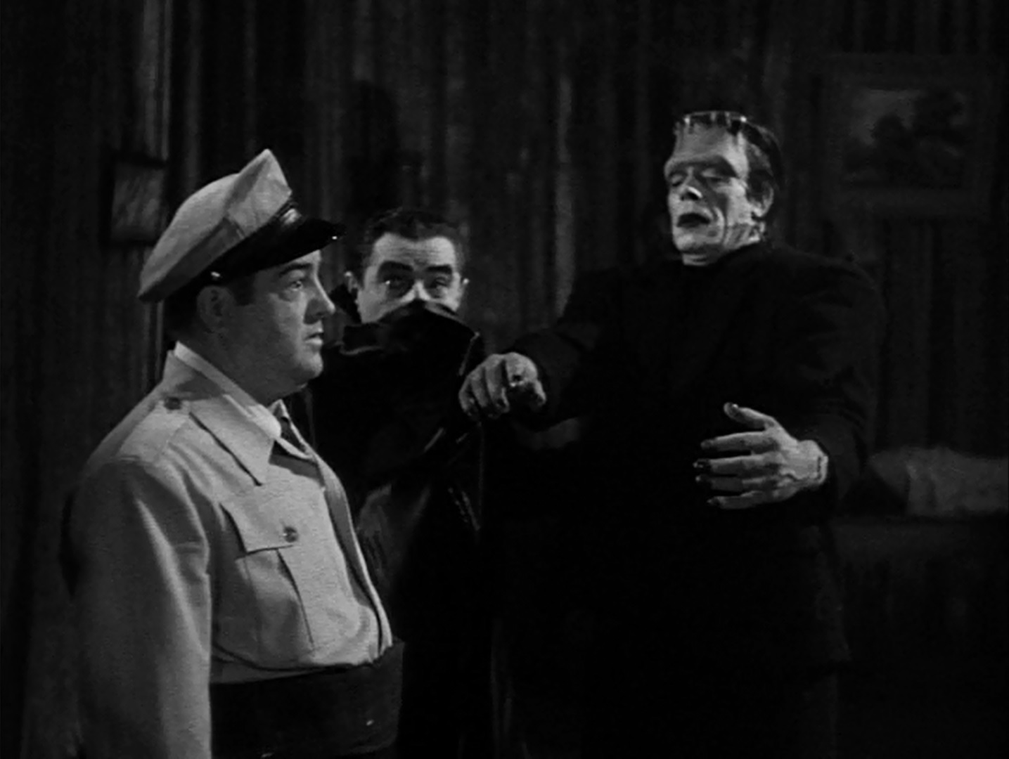 abbott and costello meet frankenstein bloopers from twilight