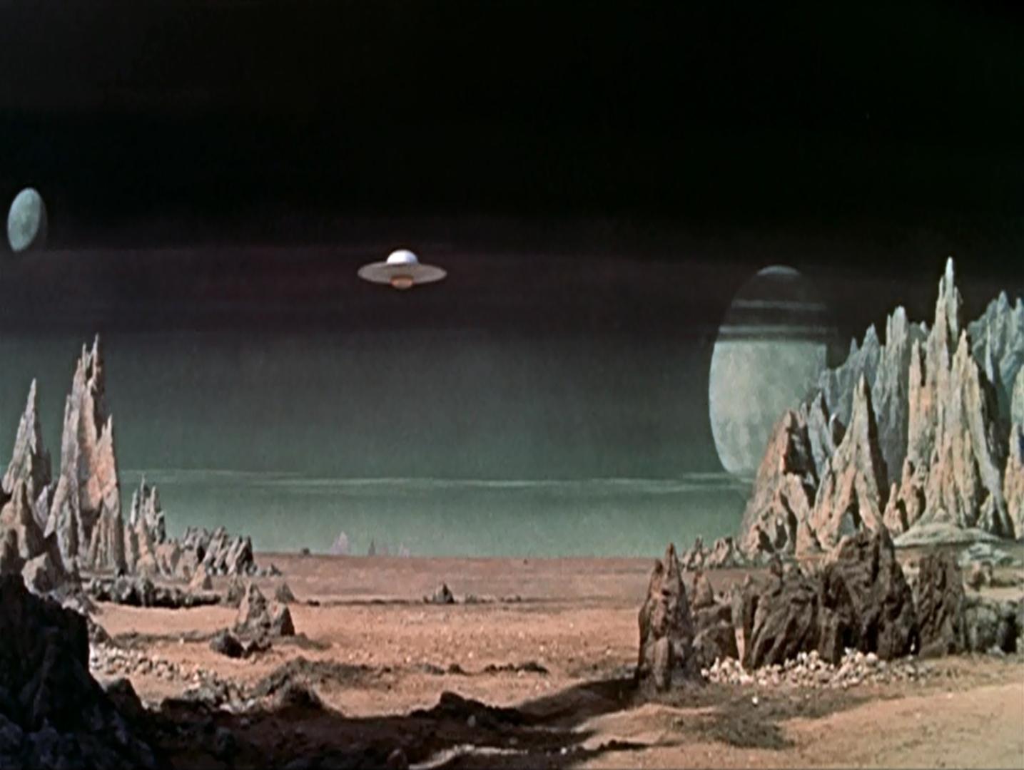 Forbidden Planet 1956 Midnite Reviews