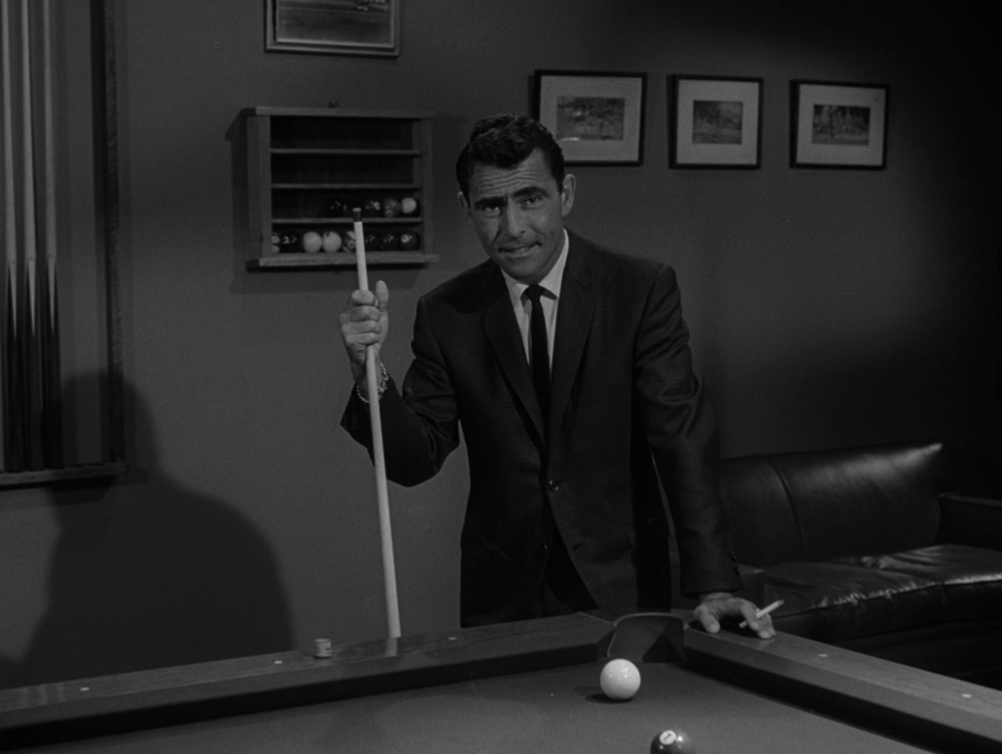 The Twilight Zone 1985 - 3x20 - A Game of Pool - YouTube