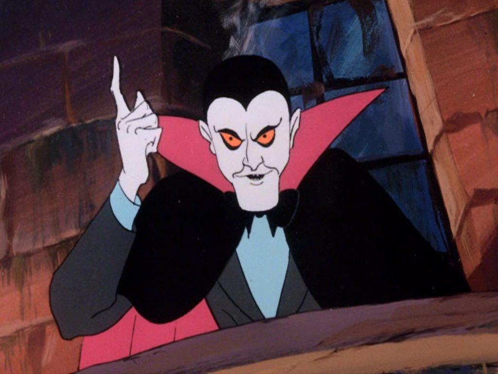 Scooby-Doo Dracula