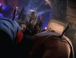 Tales from the Crypt Cold War