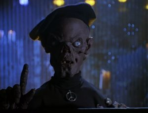 Tales from the Crypt Staired in Horror