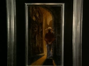 Night Gallery Miss Lovecraft Sent Me