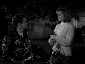 The Twilight Zone Black Leather Jackets