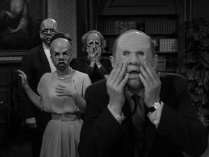 The Twilight Zone The Masks